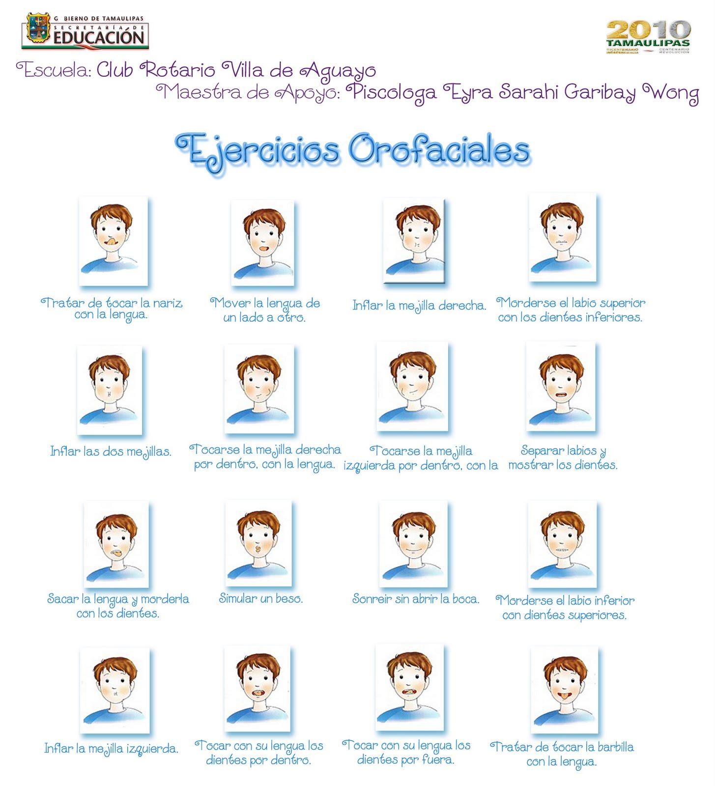 Los mejores ejercicios para combatir la flacidez del rostro